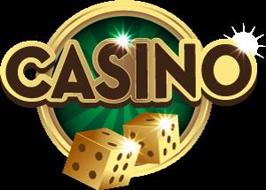 Casino logo footer