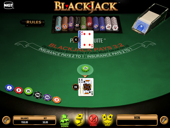 blackjack