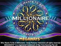 vem vill bli miljonär megaways